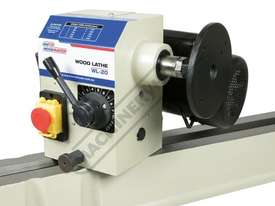 WL-20 Swivel Head Wood Lathe 370mm Swing x 1100mm Between Centres - picture14' - Click to enlarge