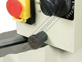 WL-20 Swivel Head Wood Lathe 370mm Swing x 1100mm Between Centres - picture15' - Click to enlarge