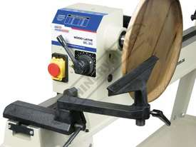 WL-20 Swivel Head Wood Lathe 370mm Swing x 1100mm Between Centres - picture16' - Click to enlarge