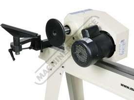 WL-20 Swivel Head Wood Lathe 370mm Swing x 1100mm Between Centres - picture18' - Click to enlarge