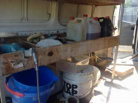 Complete set of Cleaning equipment + Ford Transit  - picture3' - Click to enlarge
