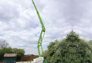 NIFTY SD210 4X4 X 4WSTEER Mobile knuckle boom lift - 19m (63ft) diesel