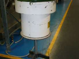 Cap Unscrambler / Vibrating Feeder Bowl - picture19' - Click to enlarge