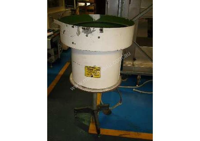 Cap Unscrambler / Vibrating Feeder Bowl