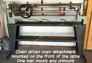 Woodturning Copy Lathe single phase