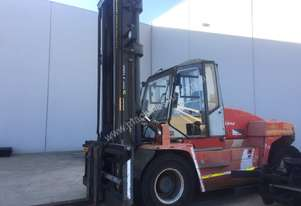 10T Good Condition Counterbalance Forklift