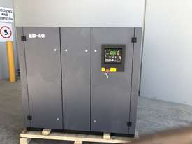 Screw Compressor 30kW 40 hp Direct Drive 180 cfm - picture4' - Click to enlarge