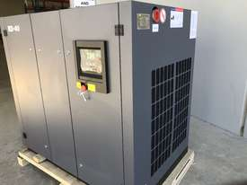 Screw Compressor 30kW 40 hp Direct Drive 180 cfm - picture1' - Click to enlarge