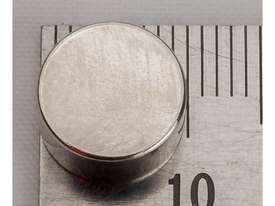 Rare Earth Magnets - 10mm x 5mm - Pk 10 - picture1' - Click to enlarge