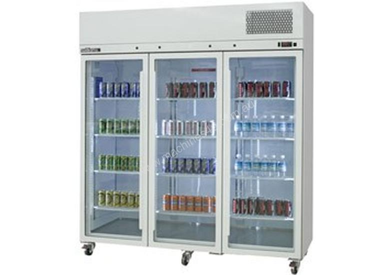 Williams 3 Door Pearl Star Fridge Hps3gdss