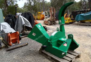 Wallenstein Wood Chipper Mulcher