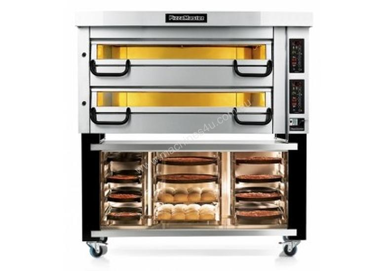 ABP PizzaMaster Twin Pizza Deck Oven - 742ED
