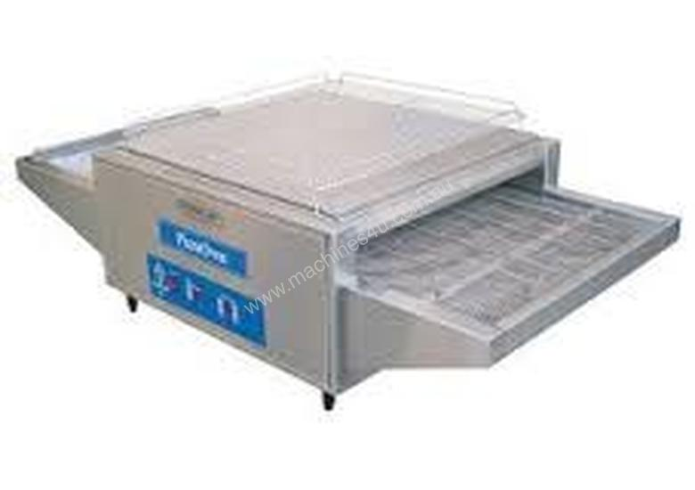 WOODSON STARLINE P18 and P24 COUNTER-TOP PIZZA CONVEYOR OVEN