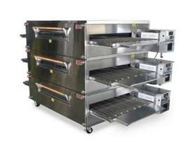 XLT Conveyor Oven 3870-3G - Gas - Triple Stack - picture0' - Click to enlarge