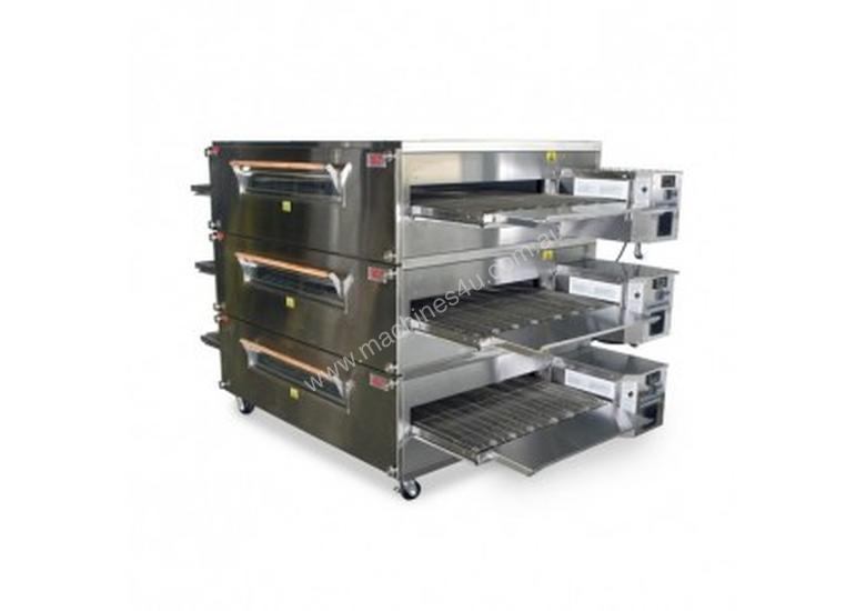 XLT Conveyor Oven 3870-3G - Gas - Triple Stack