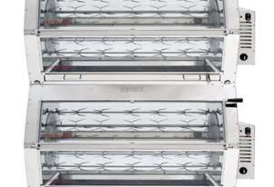 Semak M60 Manual Electric Rotisserie