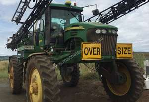 John Deere 4720 Boom Spray Sprayer