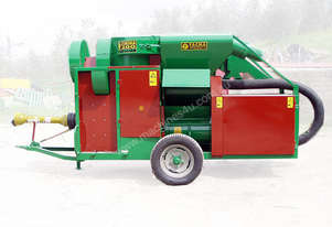 Facma Trailing Nut Harvester C200T