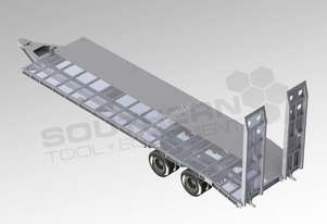 Tandem Axle Heavy Duty Tag Trailer [Super Series] ATTTAG