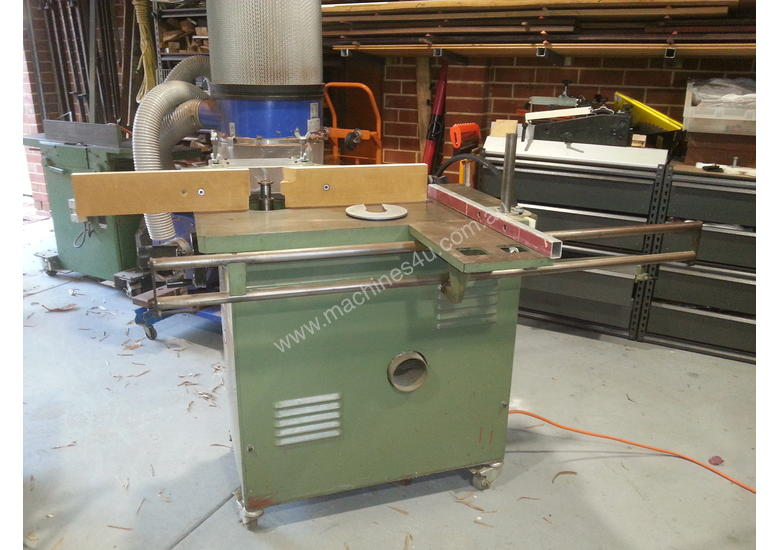 Table Saw 10 30 mm Spindle Moulder Combination Manufactured by SCM