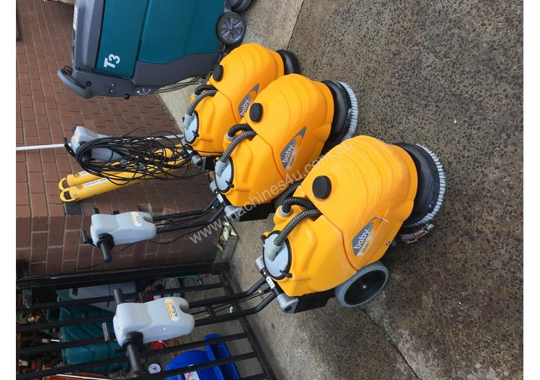Used 2016 Polivac Terminator Steam And Vaccum Cleaners In