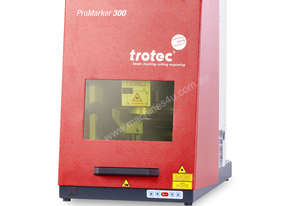 The ProMarker 300 laser marking machine