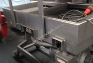 MEC Double chamber vacuum packaging