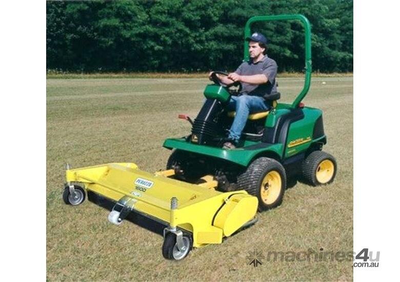 TEG SPECIAL � FRONT FLAIL MOWER