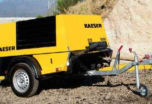 Brand New Kaeser M50 Diesel Air Compressor, 175cfm
