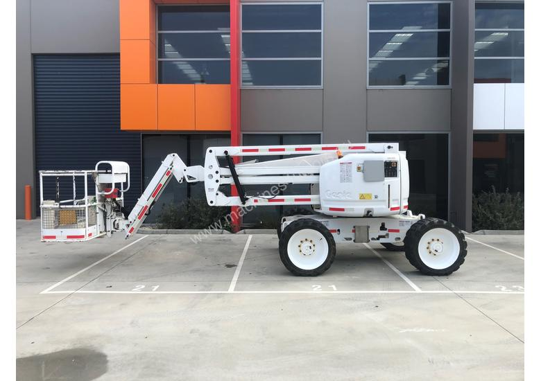 2013 52F Self-Propelled Articulating Knuckle Boom for Sale