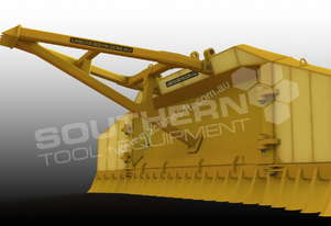 CAT D8T Bi-Folding Big StickRake + Tree Pusher DOZRAKE