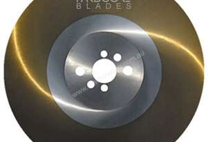 Hardcore Blade 400 X 3.0 X 40/50 MM TICN Coated High Speed Steel