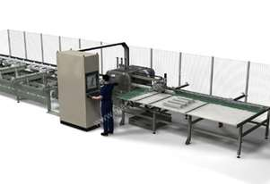 Emmegi V-CUT Automatic CNC Cutting Centre