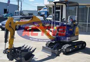 Active Machinery  AE18U (2T) Excavator