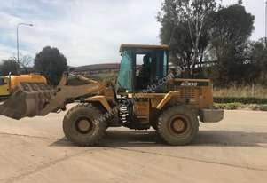 Wheel Loader - Active AL930. 2008 Model. Operating Mass 10.5T, Rated Loading Mass 3000kg