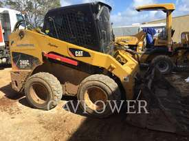 CATERPILLAR 246C Skid Steer Loaders - picture0' - Click to enlarge