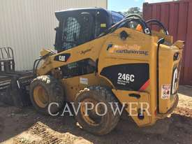 CATERPILLAR 246C Skid Steer Loaders - picture2' - Click to enlarge