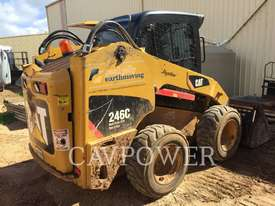 CATERPILLAR 246C Skid Steer Loaders - picture3' - Click to enlarge