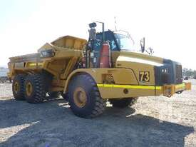 CATERPILLAR 740B Articulated Dump Truck - picture1' - Click to enlarge