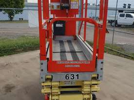 JLG 19FT SCISSOR LIFT - picture4' - Click to enlarge