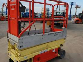 JLG 19FT SCISSOR LIFT - picture5' - Click to enlarge
