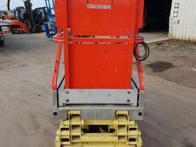 JLG 19FT SCISSOR LIFT - picture6' - Click to enlarge