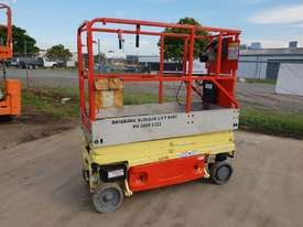 JLG 19FT SCISSOR LIFT - picture7' - Click to enlarge
