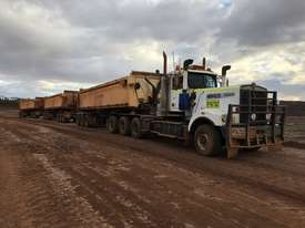 Kenworth C510 Prime Mover Road Train - picture0' - Click to enlarge