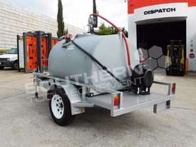 Diesel Fuel Trailer 1200L w Hose Reel & counter TFPOLYDT  - picture3' - Click to enlarge
