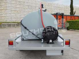 Diesel Fuel Trailer 1200L w Hose Reel & counter TFPOLYDT  - picture4' - Click to enlarge