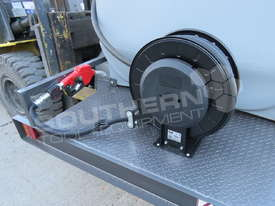Diesel Fuel Trailer 1200L w Hose Reel & counter TFPOLYDT  - picture6' - Click to enlarge