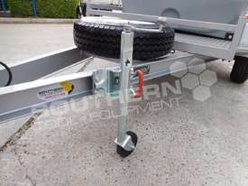 Diesel Fuel Trailer 1200L w Hose Reel & counter TFPOLYDT  - picture10' - Click to enlarge