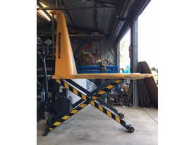 JUNGHEINRICH AMX 10e ELECTRO / HYDRAULIC PALLET TRUCK  - picture0' - Click to enlarge