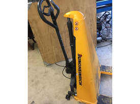 JUNGHEINRICH AMX 10e ELECTRO / HYDRAULIC PALLET TRUCK  - picture1' - Click to enlarge
